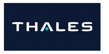 Logo for Thales Group